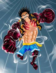 Luffy by Fresco24