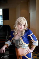 Jaina, the Queen of Theramore by KayleeOliverCosplay