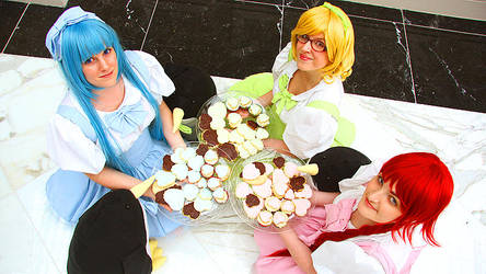 The Magic Knights Sweet Treats by KayleeOliverCosplay