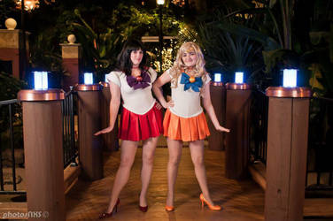 Sailor Scouts by KayleeOliverCosplay
