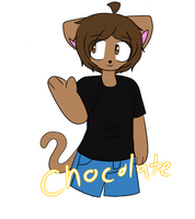Chocolate Pagoto Digital  by ShadAmyfangirl129