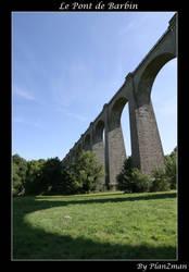 Le pont de Barbin by planzman