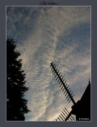 windmill by planzman