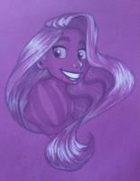 Rapunzel by RamblinQuixotic