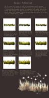 Grass Tutorial by windancer53