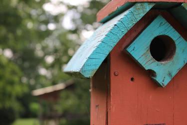 Birdhouse #Seven 1 by jimmylee1562