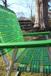 Green Chair Memories 3 by jimmylee1562