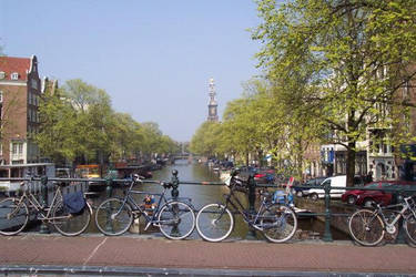PLACES Amsterdam by jimmylee1562