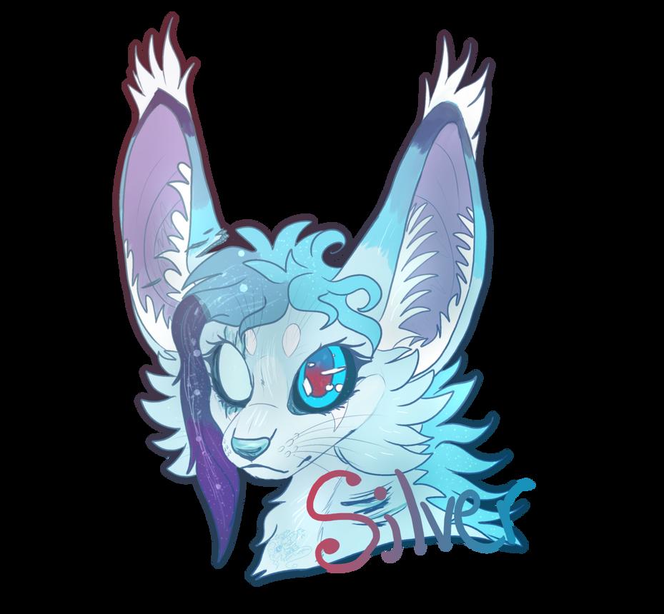 Silvs Badge Doodle by Silverfluffyfennec