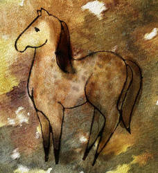 Horse by michbehar