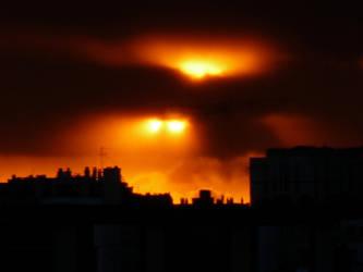 Apocalypse In Paris by RyujiDanma