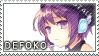 Stamp: Defoko by Karitsuni