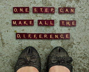 One Step at a Time by SoChic28
