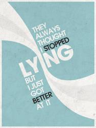 Lying by RenzGFX