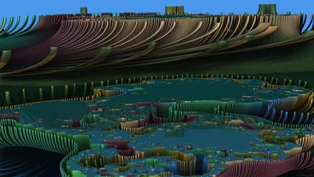 Lake Julia by xenomorph1138