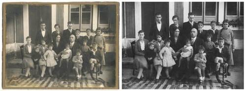 Family Photo Restoration by Dec0