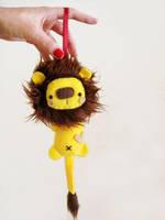 Lion ornament by casscc