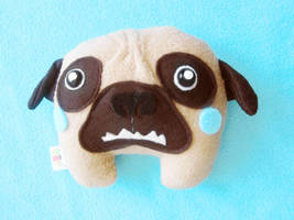 Tipson the Pug by casscc