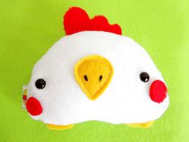 Little Chubby Chicken by casscc