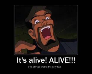 Alive Motivational by Werewolfsbane