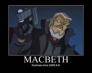 Macbeth Motivational by Werewolfsbane