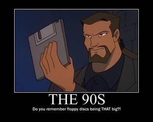 The 90s Motivational by Werewolfsbane