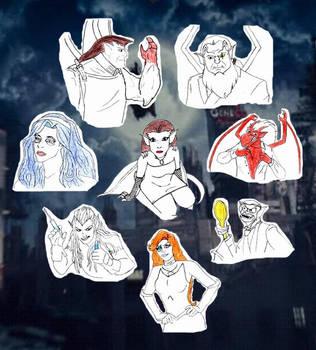 The Gargoyle Opera by Werewolfsbane