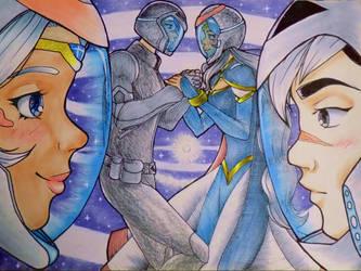 Dilate by Joanna-artist