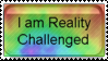 Reality-challenged by Lily-pily