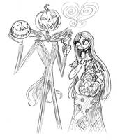 Pumpkin Head TNBC by Lily-pily