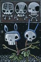 'Voodoo Twilight' by mudmonkey