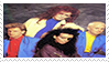 Dead or Alive (Youthquake era) Band Stamp by TheRandomGirlXD