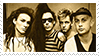 Dead or Alive (Sophisticated BB era) Band Stamp by TheRandomGirlXD