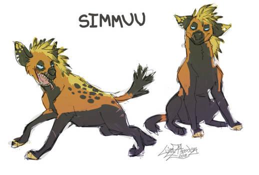 Simmuu by ZeeMendoza
