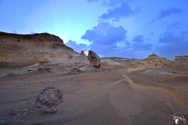 Friendly Rocks by Baher-Amin