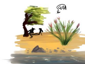 Landscape by EVIL-1331