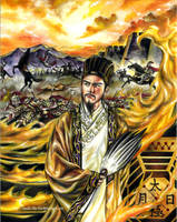 The Battle of Bowang by Amelie-the-Fox
