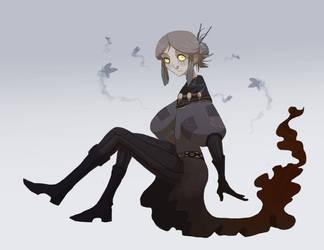 The dark mage (closed by Grimmla