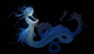 Aquarius by Grimmla