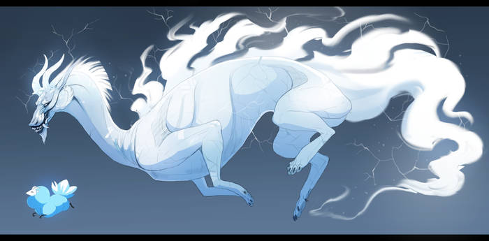 the thunder kumo OPEN by Grimmla