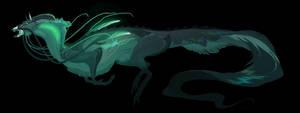 deep sea kelpie by Grimmla
