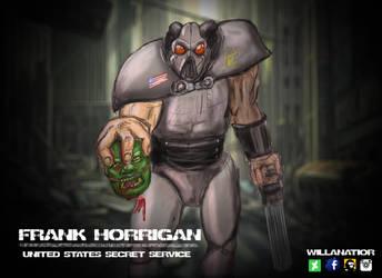 Frank Horrigan - Fallout 2 by Willanatior