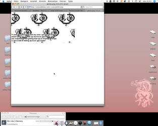 osx desktop by xcasex