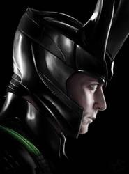 Loki by Lsine