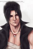 Sasuke Uchiha by nercali