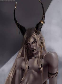 Prince Yahalom by nercali
