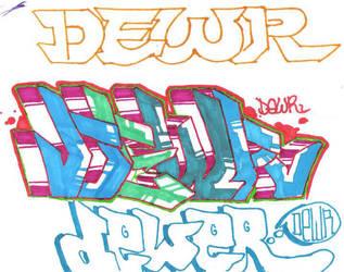 dewr by freakeenyc