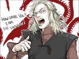 Game of Thrones - Viserys by MiDooMoo