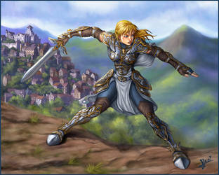 Torea Sterling by HecM