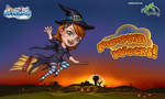 Skyrama Loadscreen - Halloween by HecM